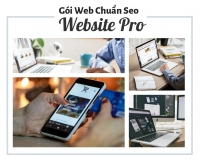 GÓI WEBSITE CHUẨN SEO GOOGLE